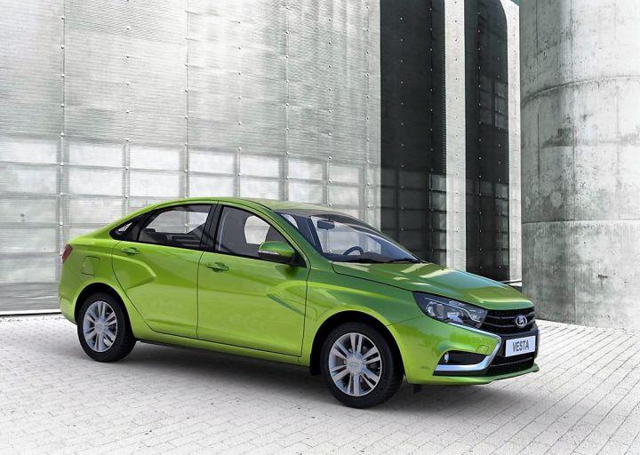 Lada Vesta по программе trade in станет выгоднее