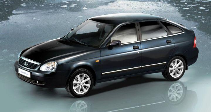 Lada стал самым угоняемым автомобилем 2014 года