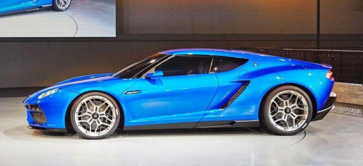 Lamborghini Asterion обзаведется 900-сильной гибридной установкой