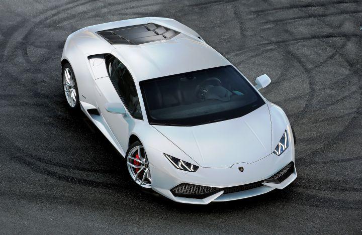 Lamborghini получил усовершенствованный мотор мощностью 1250 «лошадей»
