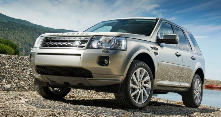 Land Rover и Mercedes-Benz опять увеличили стоимость авто