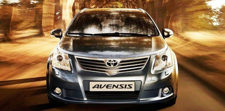 Лидером по выручке на авторынке России в 2014 году стала Toyota