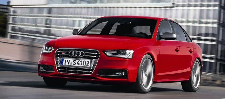 Летом 2015 года выйдет Audi A4 пятого поколения