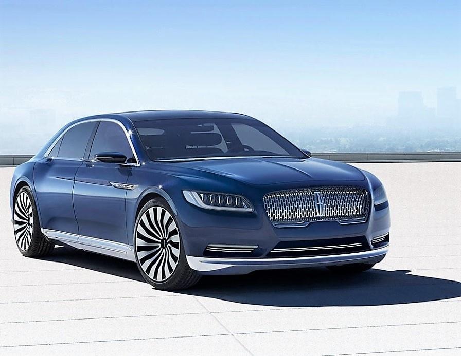 Lincoln Continental назван американцами одним из самых безопасных авто