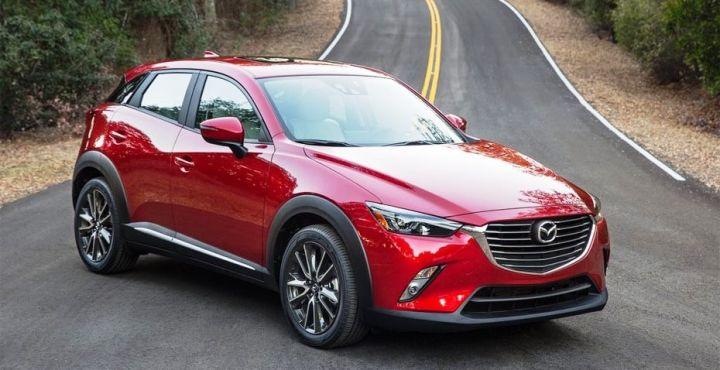 Mazda готовит к выходу на российский рынок кроссовер CX3