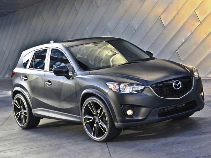 Mazda объявила стоимость нового CX-5 для британского рынка