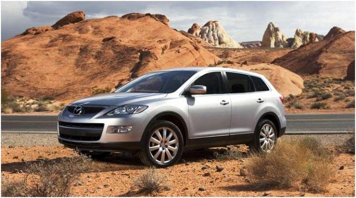 Mazda поднимает цены в России на 6%