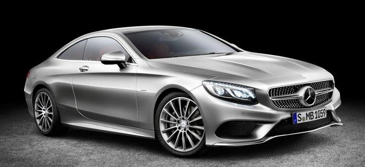 Mercedes-Benz C-Class Coupe нового поколения начнут продавать осенью 2015 года