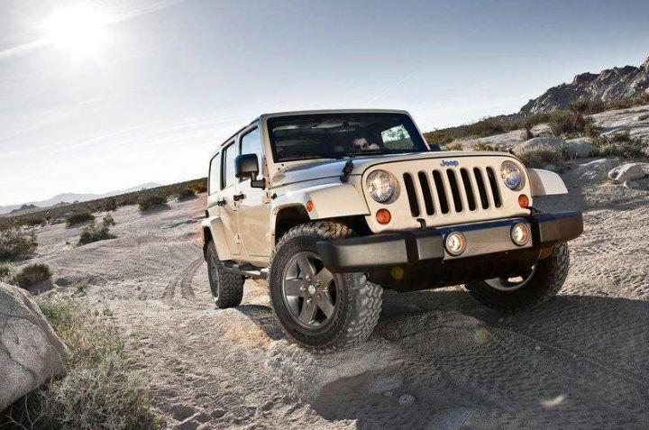 На европейский рынок выходит Jeep Wrangler X