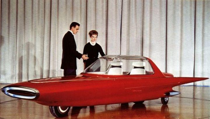 Назад в будущее или 12 концептов XX века, не дошедших до производства