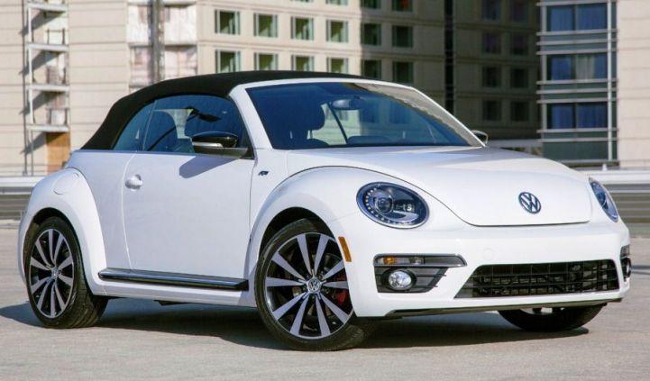 Названа стоимость Volkswagen Beetle 2015 модельного года
