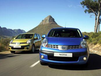 Nissan Micra и Nissan Note навсегда ушли с российского рынка