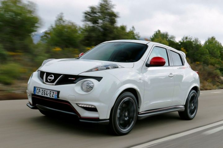 Nissan представит на авторынке России 4 новинки