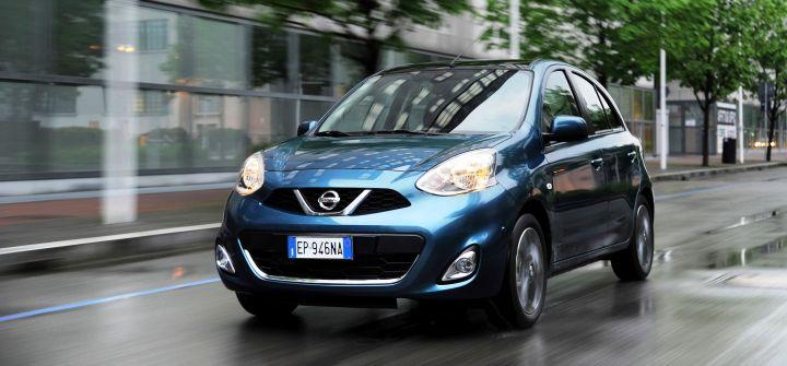 Nissan выпустит Micra для Европы и Азии