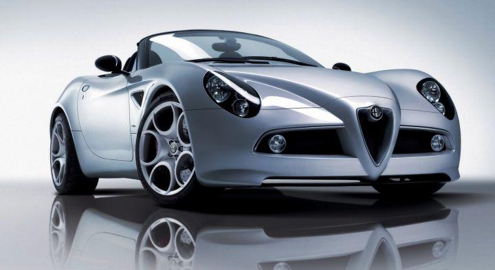 Новую модель Alfa Romeo презентуют в день 100-летия бренда