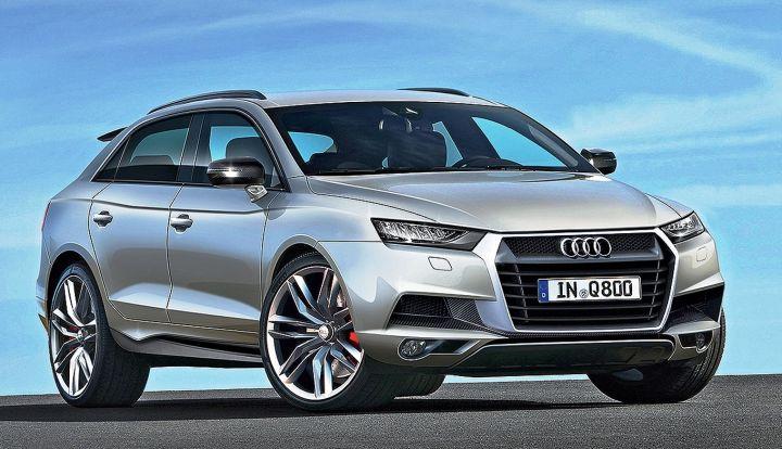 Новый Audi Q7 дебютирует в Детройте