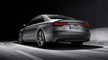 Новый Audi S8 plus покажут во Франкфурте