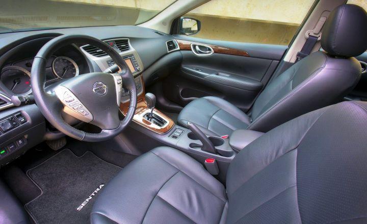 Новый Nissan Sentra поступит в продажу 17 ноября