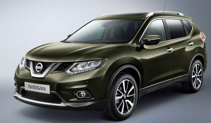 Новый Nissan X-Trail появится в продаже в пяти комплектациях