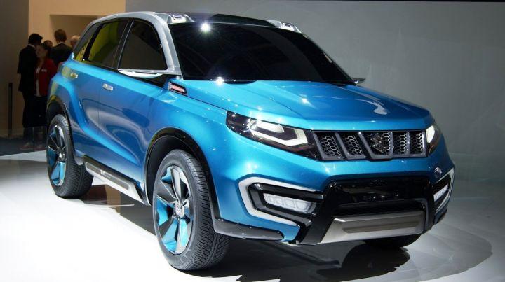 Новый Suzuki Vitara появится в России в конце лета