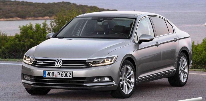 Новый Volkswagen Passat 2016 года дебютирует уже этой осенью