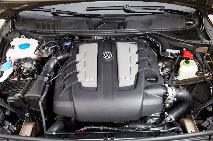 Новый Volkswagen Touareg: стиль, динамика, мощь