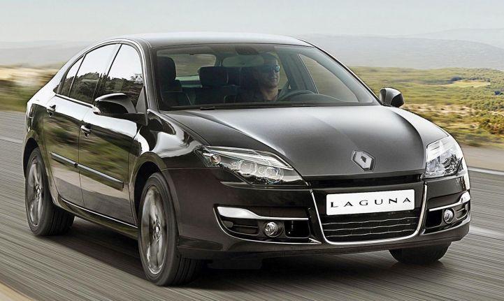 Новый седан Renault придет на смену Latitude и Laguna