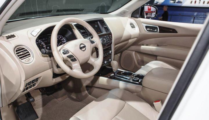 Объявлена стоимость Nissan Pathfinder 2015 модельного года