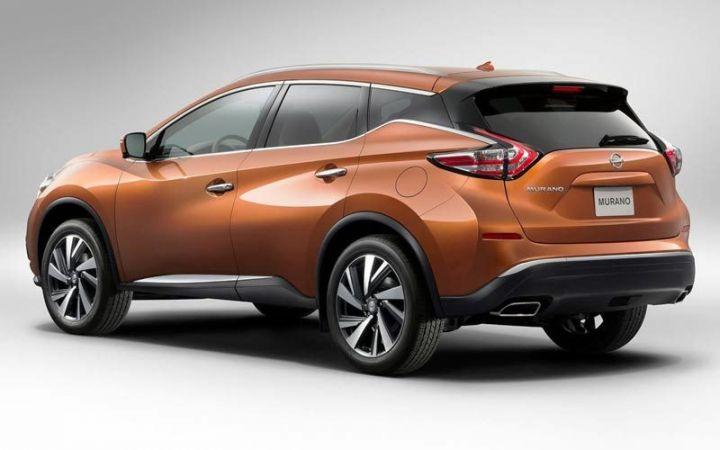 Первые экземпляры нового Nissan Murano сошли с конвейера в США