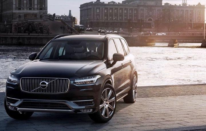 Покупатели предпочитают топовую версию Volvo XC90