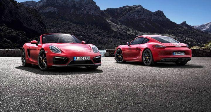 Porsche Cayman и Porsche Boxster нового поколения могут переименовать в Porsche 718