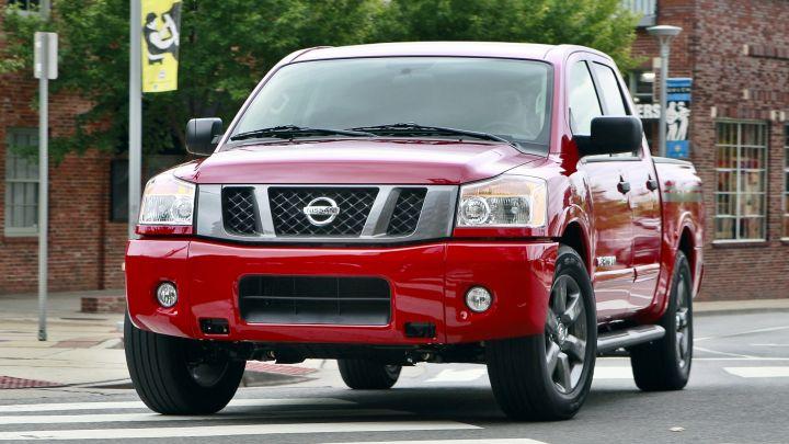 Преемник пикапа Nissan Titan появится на рынке в 2015 году