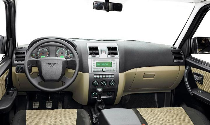 Продажи обновленного UAZ Patriot начнутся в ноябре 2014 года