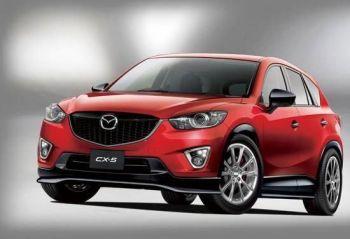Продажи обновленных моделей Mazda 6 и Mazda CX-5 начнутся в феврале