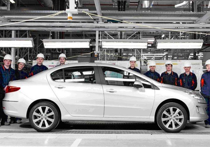 Производство Peugeot и Citroеn в Калуге перенесли на середину августа