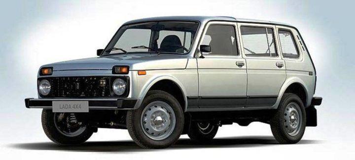 Ради «Кортежа» «АвтоВАЗ» пожертвует пятидверной Lada 4х4