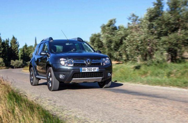 Renault выпустит семиместный Duster