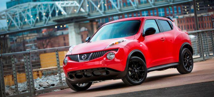 Рестайлинговый Nissan Juke оценили в 685 000 рублей