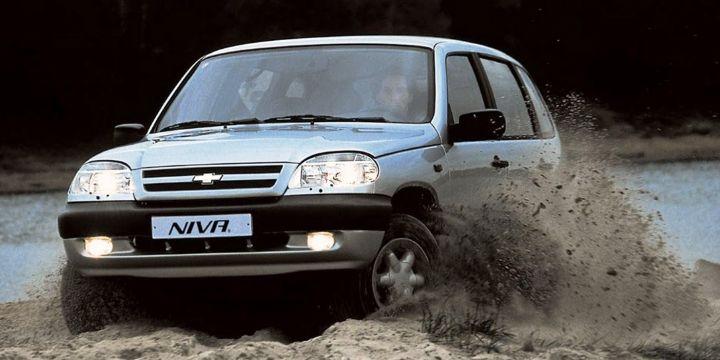С 1 мая Chevrolet Niva подешевеет на 70 тысяч рублей