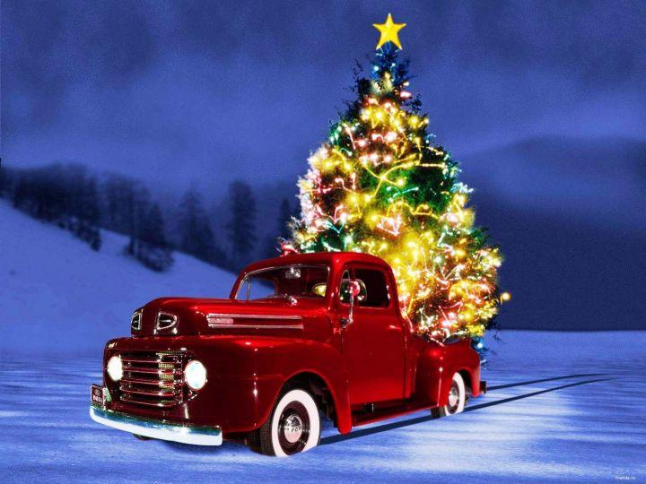 С Новым годом, дорогие автомобилисты!