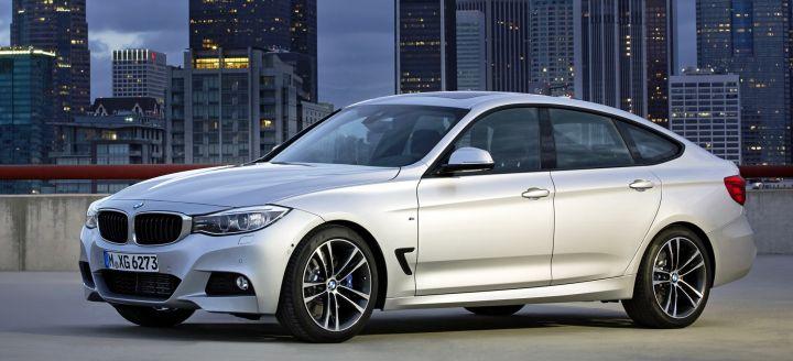 Самой популярной премиум-маркой 2014 года стала BMW