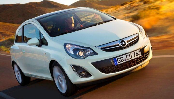 Самым экономичным авто бренда Opel стал новый Corsa
