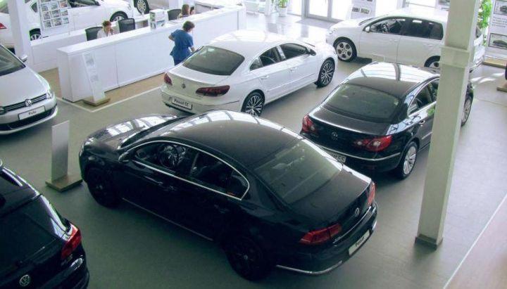Спрос на легковые автомобили в Европе в сентябре вырос на 6,1%