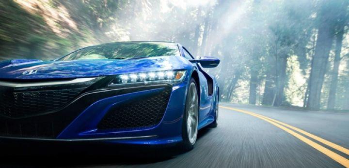 Суперкар Acura NSX будет стоить 156 тысяч долларов