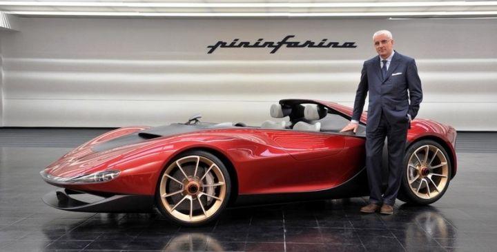 Суперкар Ferrari Sergio выйдет всего в 6 экземплярах