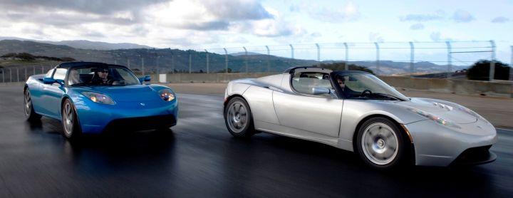 Tesla Motors бьет рекорд: выпустила 10 000 авто в I квартале