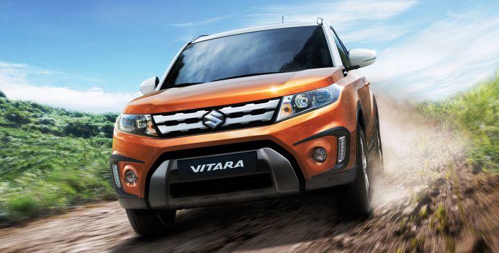 Турбированный Suzuki Vitara выйдет в России в 2016 году
