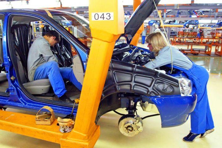 В 2015 году «АвтоВАЗ» увеличит объем продаж Lada на 20%