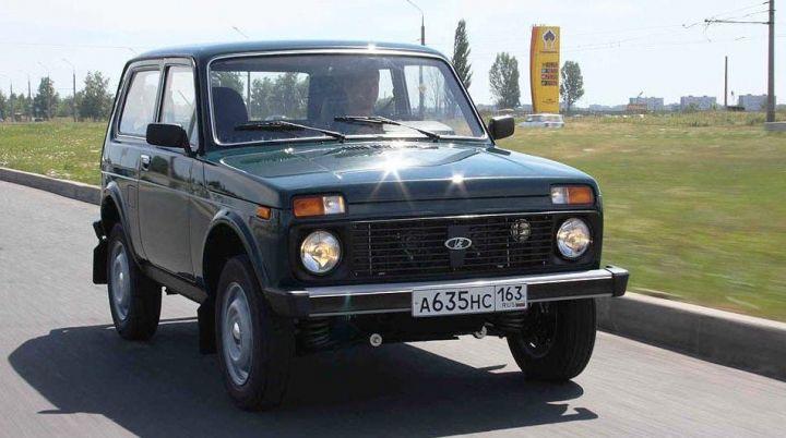 В 2015 году Lada «Нива» обзаведется новым двигателем