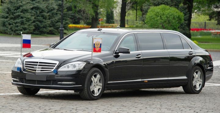 В 2015 году представят прототип автомобиля для президента